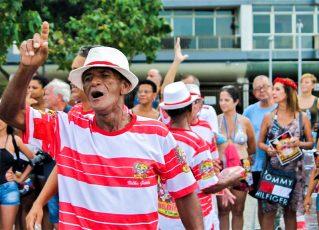 Ensaio da Alegria da Zona Sul. Foto: Divulgação