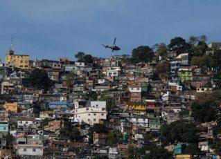Rocinha. Foto: Fernando Frazão/Agência Brasil