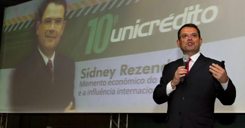 Palestra de Sidney Rezende em João Pessoa, 2012. Foto: Kleide Teixeira.