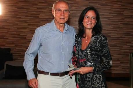 Eduardo Suplicy e Mônica Dallari. Foto: Reprodução de Internet