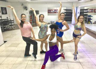 Mary Hipólito promove workshop de samba. Foto: Divulgação