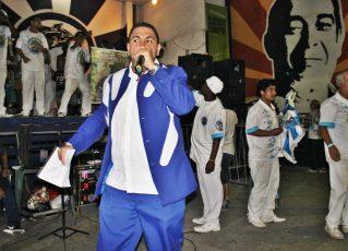 Evento na Mocidade Unida do Santa Marta. Foto: Helder Martins