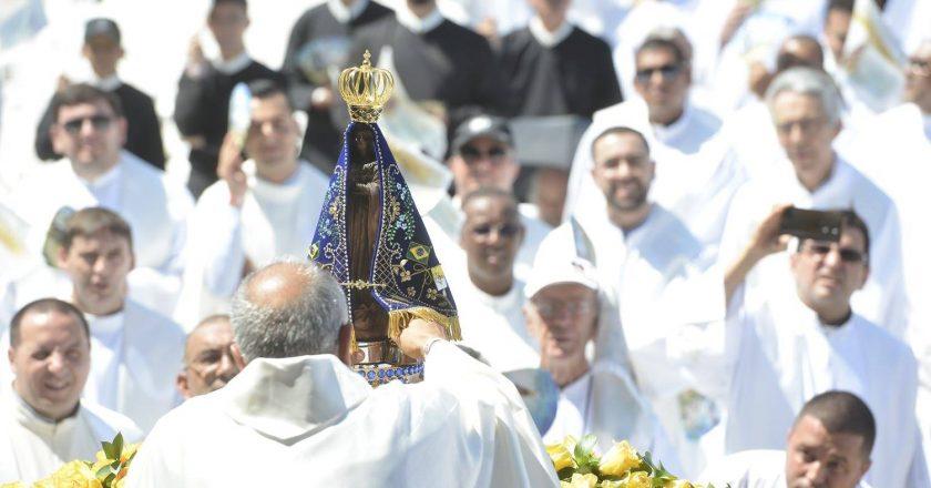 Missa Solene dos 300 anos da Padroeira do Brasil. Foto: Thiago Leon/Fotos Públicas