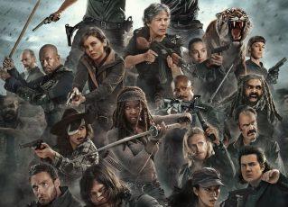 The Walking Dead. Foto: Divulgação
