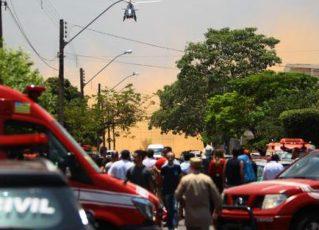Estudante fez disparos de arma de fogo contra colegas. Foto: Agência Brasil