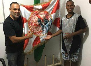 Unidos da Vila Kennedy anuncia reforço para o Carnaval 2018. Foto: Divulgação