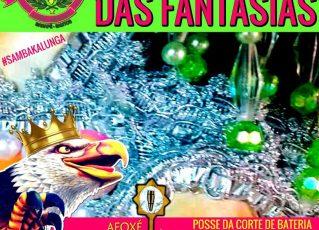 União Imperial apresenta fantasias para o Carnaval 2018. Foto: Divulgação