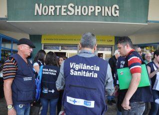 'Vigilância no Shopping' chega à décima operação no Rio. Foto: Divulgação