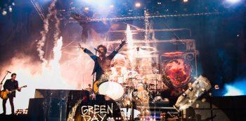 Green Day. Foto: Tuiki Borges