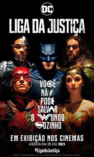 Liga da Justiça. Foto: Divulgação