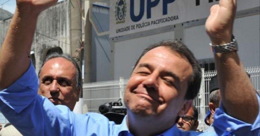 Sérgio Cabral. Foto: Governo do Estado do Rio