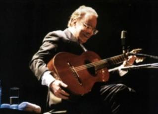 João Gilberto. Foto: Divulgação