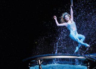Amaluna, do Cirque du Soleil. Foto: Divulgacao
