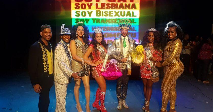 Corte gay do Carnaval do Rio de Janeiro 2018. Foto: Divulgação