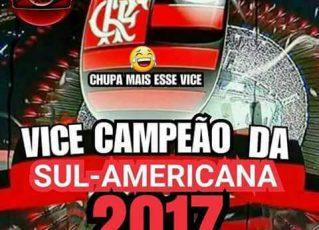 Flamengo é trollado pelo Vasco. Foto: Reprodução