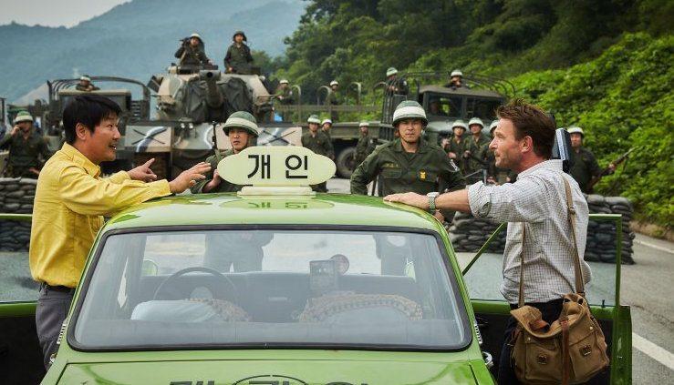 """""""O motorista de táxi"""". Foto: Divulgação"""
