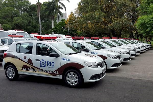 GM-Rio. Foto: Divulgação