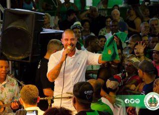 Diogo Nogueira. foto: Divulgação