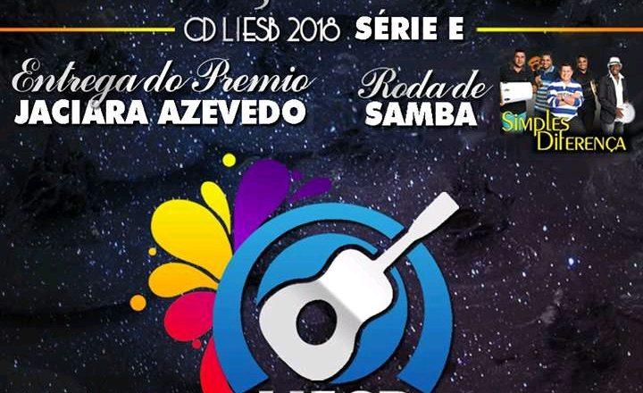 Lançamento de CD Liesb. Foto: Divulgação