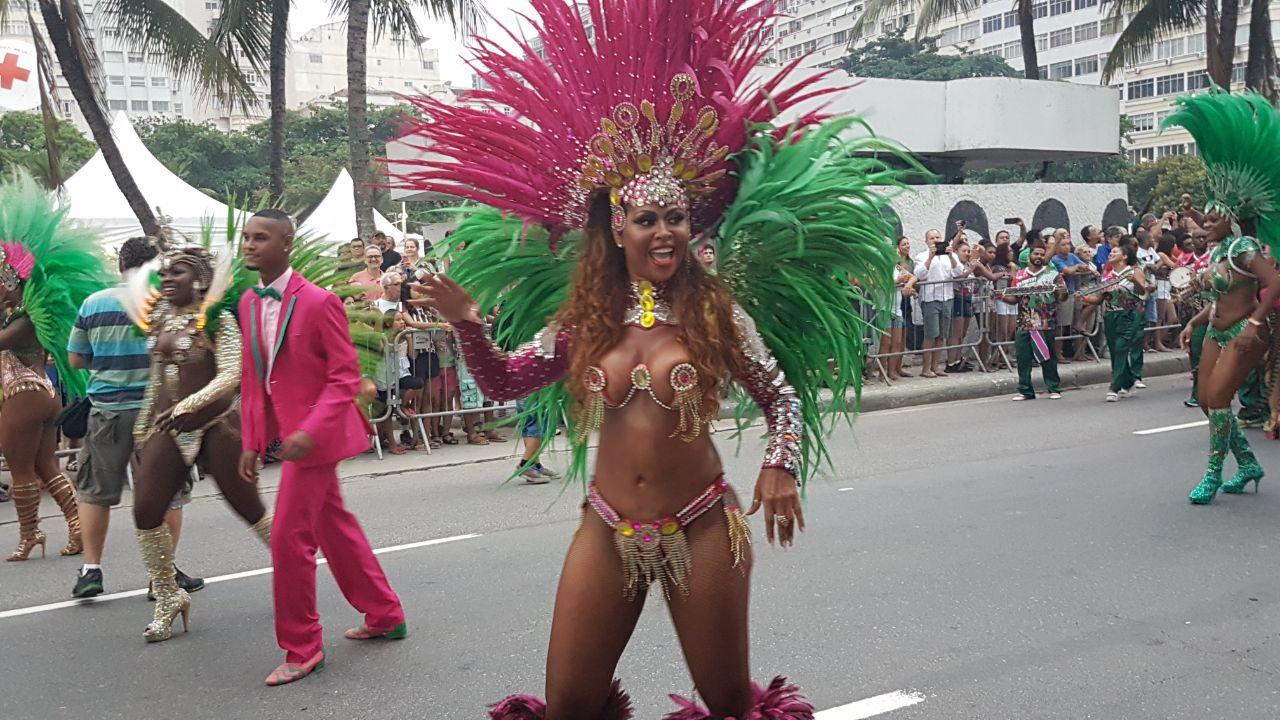 app encontros samba prono