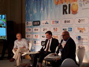 Fernando Mac Dowell, Marcelo Crivella e Marcelo Alves. Foto: SRzd