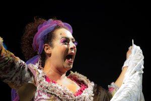 Espetáculo 'Amaluna', do Cirque Du Soleil. Foto: SRzd/Juliana Dias