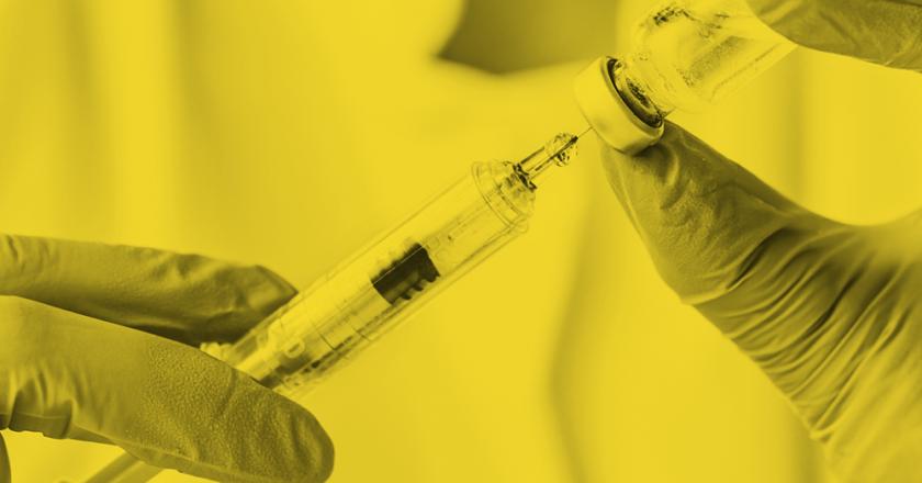 Vacina contra a Febre Amarela. Foto: Reprodução de Internet