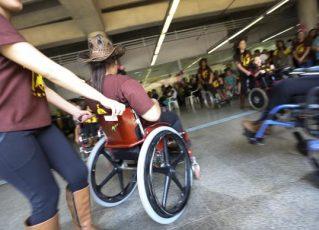 Pessoa com deficiência pode pedir pela internet gratuidade em viagens. Foto: Marcelo Camargo - Agência Brasil