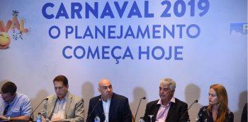 Reunião de Planejamento do Carnaval 2019. Foto: Alexandre Macieira