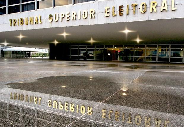 TSE. Foto: Divulgação