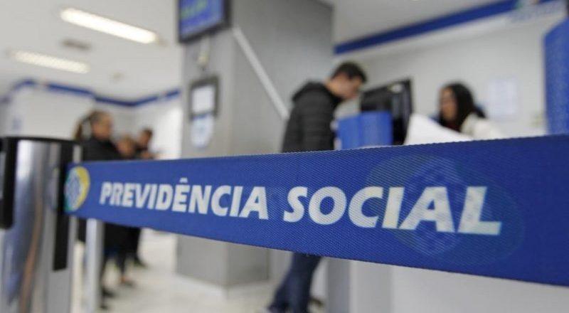 Faixa da Previdência Social. Foto: Divulgação