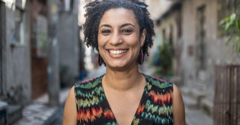 Marielle Franco. Foto: Reprodução de Internet