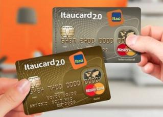 Cartões do Banco Itaú. Foto: Divulgação
