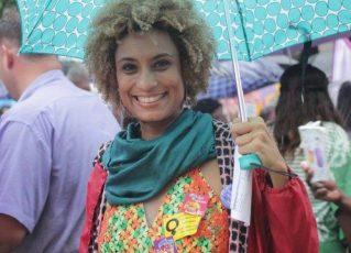 Marielle Franco. Foto: Reprodução/Facebook