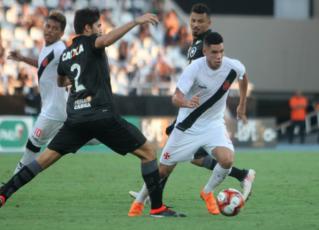 Vasco x Botafogo. Foto: Paulo Fernandes/Vasco.com.br