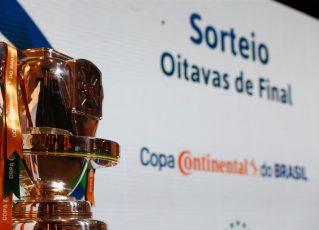 Evento da Copa do Brasil. Foto: Lívia Villas Boas/CBF