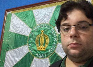 Márcio Araujo de Oliveira. Foto: Reprodução de Internet