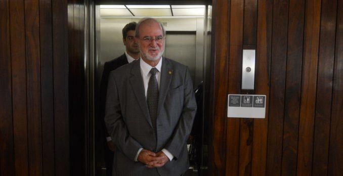 Eduardo Azeredo. Foto: José Cruz/ Agência Brasil