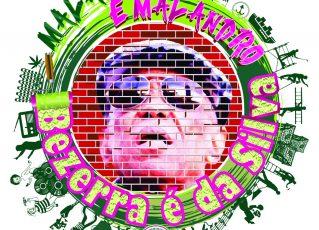 Logo Oficial do enredo da Lins Imperial para o Carnaval de 2018. Foto: Divulgação