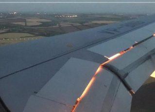 Seleção árabe tem susto durante voo. Foto: Reprodução/Internet