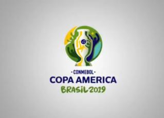 Logo da Copa América de 2019. Foto: Divulgação