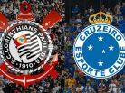 Corinthians x Cruzeiro - Foto - Divulgação