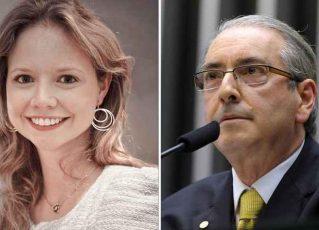Danielle Cunha e Eduardo Cunha. Foto: Reprodução