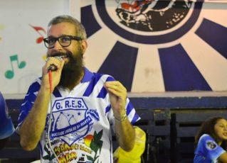 Carnavalesco Eduardo Gonçalves. Foto: Divulgação
