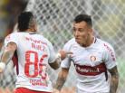 Internacional goleia o Fluminense no Maracanã. Foto: Divulgação/CBF