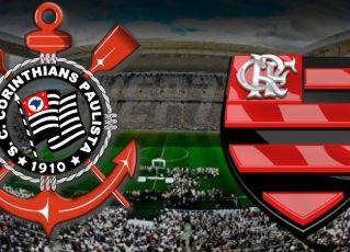 Corinthians e Flamengo - Foto - Divulgação