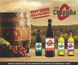 Vinho Chapinha. Foto: Divulgação