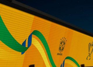 Arena Corinthians. Foto: Divulgação/CBF