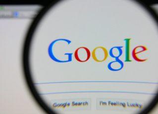 Google. Foto: Reprodução de Internet