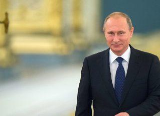 Putin. Foto: Divulgação
